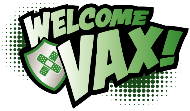 Welcome Vax Logo